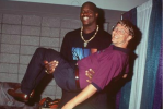 Rare '90s NBA Photos You Haven't Seen Before