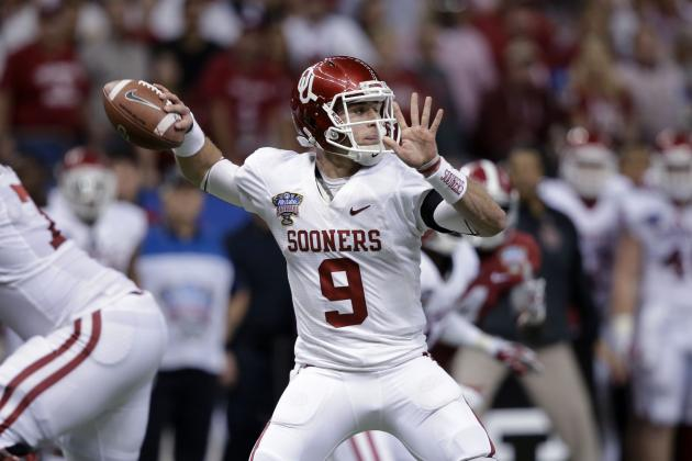 Oklahoma Football: Where QB Trevor Knight Must Improve This Offseason