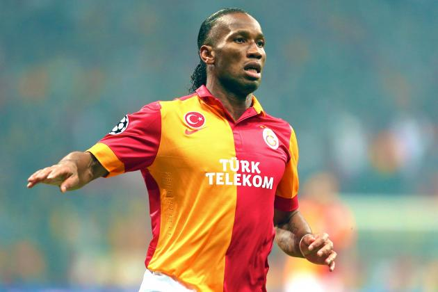 Galatasaray vs. Chelsea: Champions League Live Score, Highlights, Report