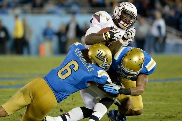 UCLA Football: How Bruins Will Replace LBs Anthony Barr and Jordan Zumwalt