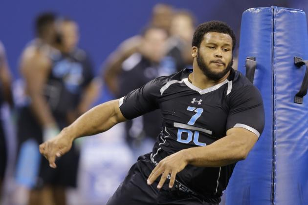 NFL Combine 2014: Underrated Players Who Helped Themselves Most in Indianapolis