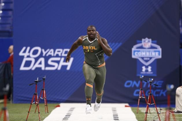 Updating Oakland Raiders' First-Round Big Board Post-Combine