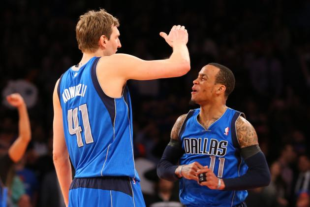 Opening Tip: Mavs Feasting in February