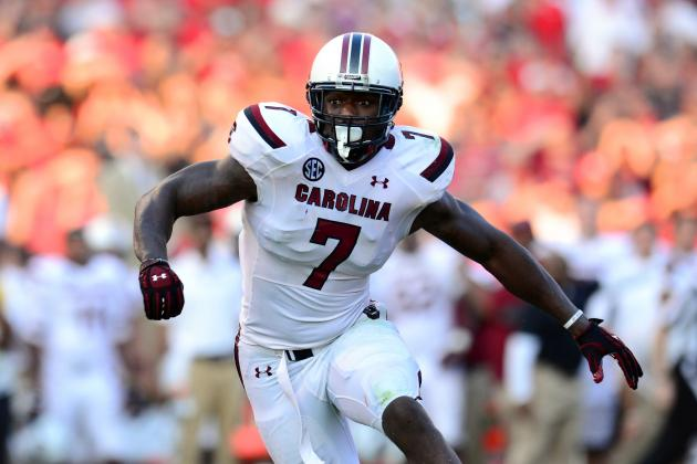 Jadeveon Clowney Makes Perfect Sense for Houston Texans at No. 1 Overall