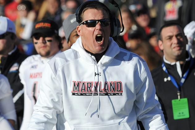 Terps to Focus on Red-Zone D, Minimizing Turnovers During Spring