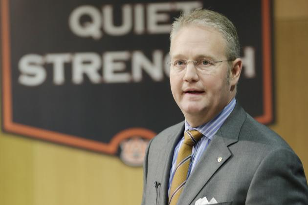 Auburn AD Jay Jacobs on 10-Second Rule: 'It's Ridiculous'