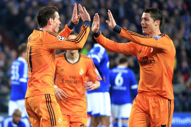 Schalke vs. Real Madrid: Champions League Live Score, Highlights, Report