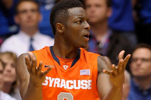Jerami Grant's Outside Game Can Improve to Help Syracuse