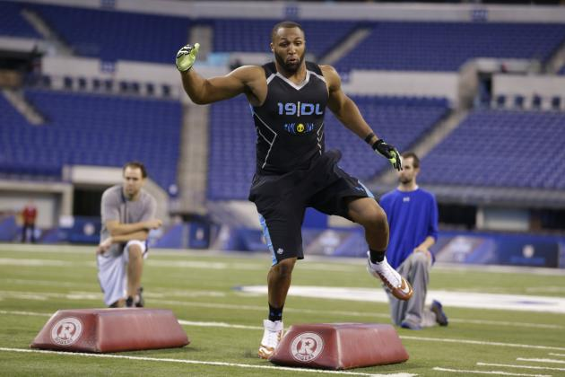 Texas Football: NFL Combine Grades, Analysis and Results for Former Longhorns
