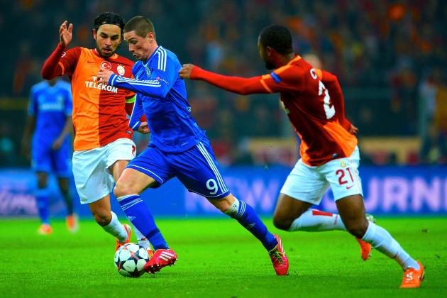 Galatasaray vs. Chelsea Score, Ratings and Post-Match Reaction