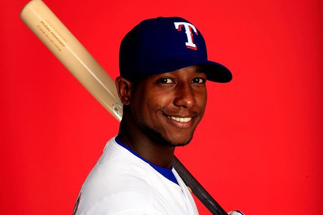Rangers Sign Jurickson Profar, 11 Others