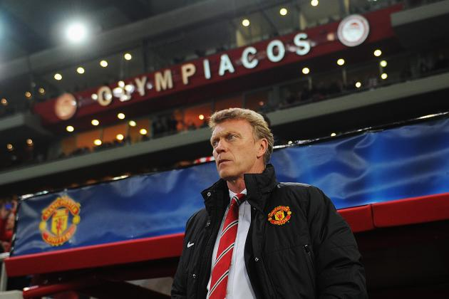 Who Has David Moyes Been Able to Rely on at Manchester United This Season?