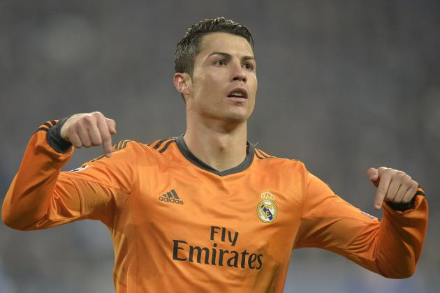 Analysing Cristiano Ronaldo's Performance vs. Schalke