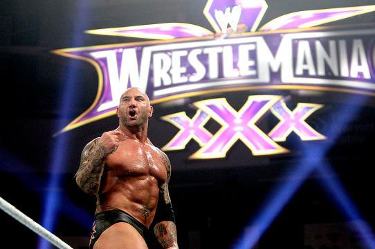 Best Ways to Book Batista on the Road to WrestleMania XXX