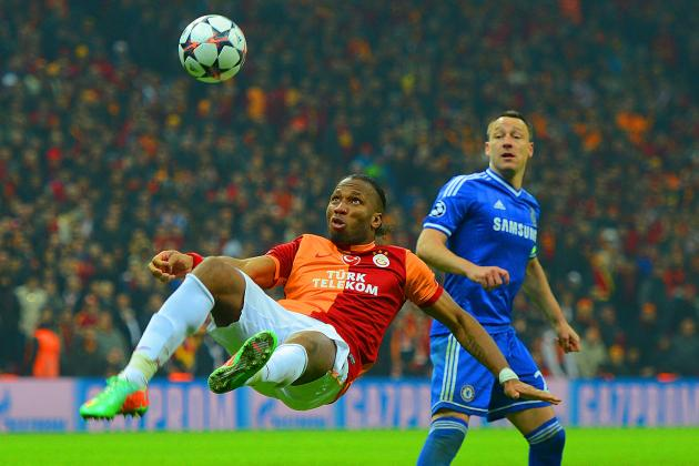 Analysing Didier Drogba's Performance vs. Chelsea