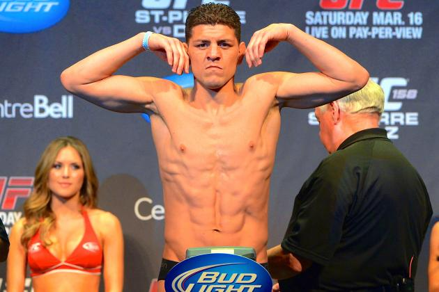Nick Diaz: 'I'm the No. 1 Draw, Hendricks Is Just a Wrestler Who Punches Hard'