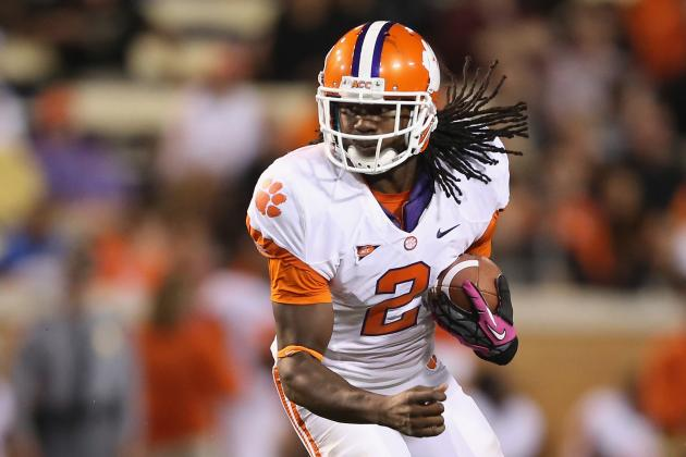 Sammy Watkins Is No Lock as Top-5 Pick in 2014 NFL Draft