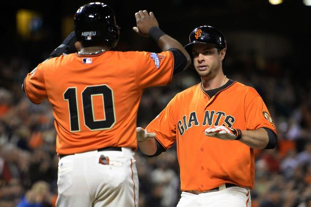 Comparing San Francisco Giants to the Rest of the NL West