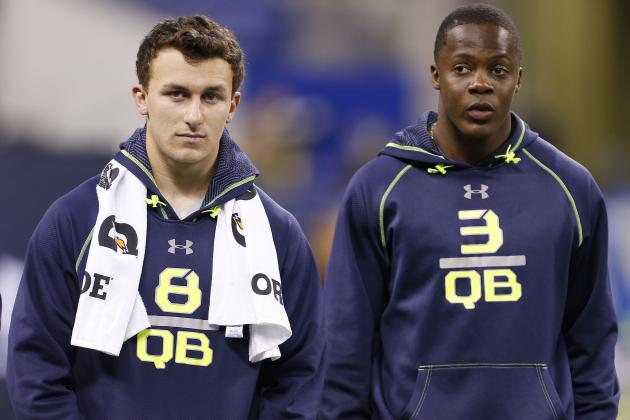 Why the Quarterbacks Could Fall in the 2014 NFL Draft