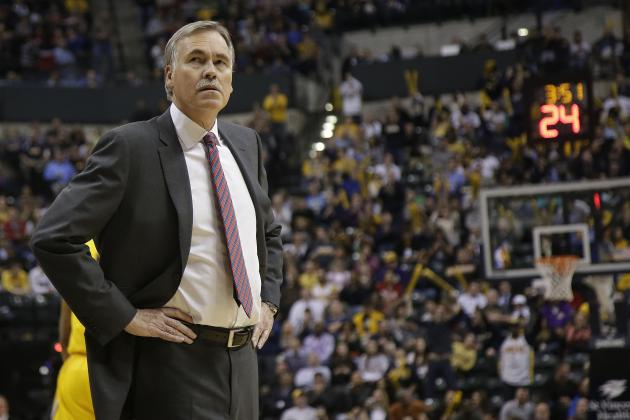 Is There Any Reason to Keep Mike D'Antoni Around Next Season?