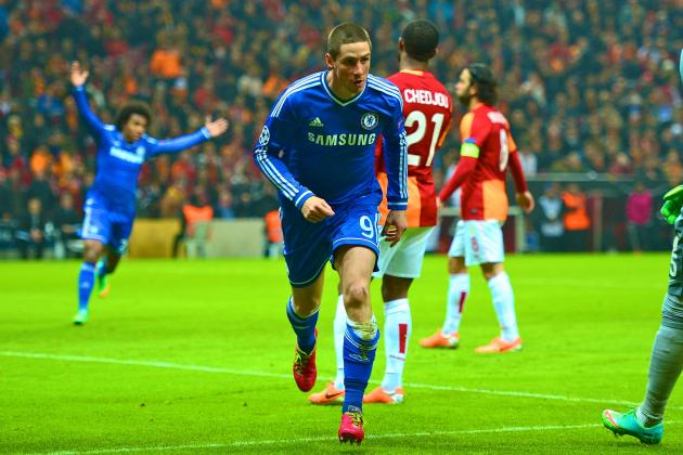 Torres' Galatasaray Display Shows There Is Still Life in Chelsea's Strikers Yet