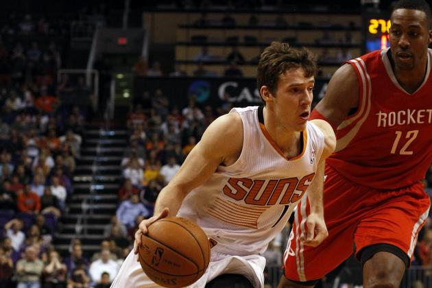 Goran Dragic Injury: Updates on Suns Guard's Ankle and Return