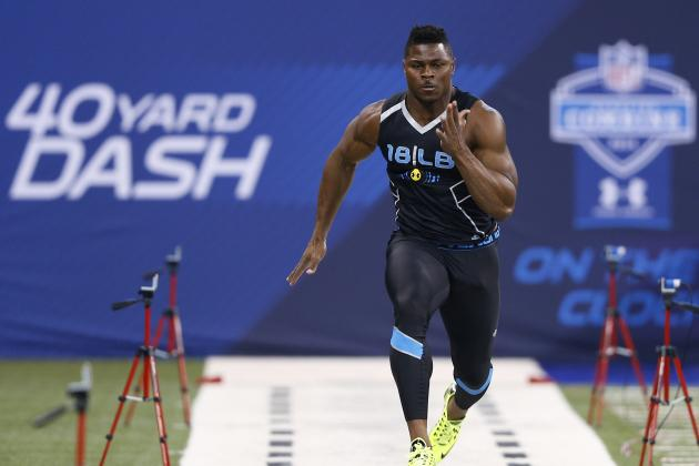 Khalil Mack Is Top-10 Lock in 2014 NFL Draft After Amazing Combine