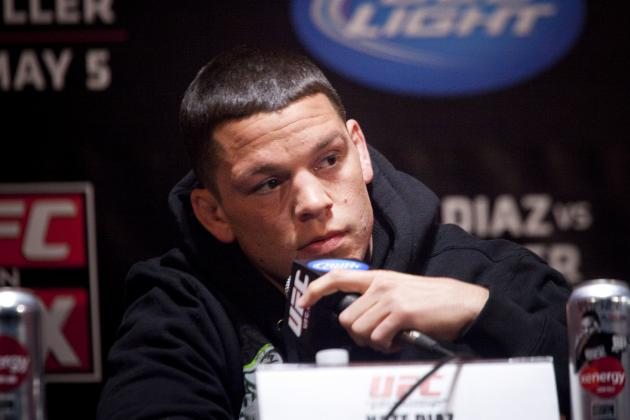 Did Nate Diaz Request His Release from the UFC over Twitter?