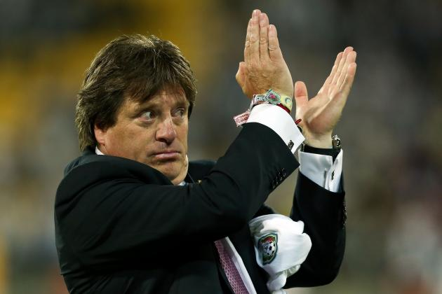Why Miguel Herrera Is the Right Man to Lead Mexico at the World Cup