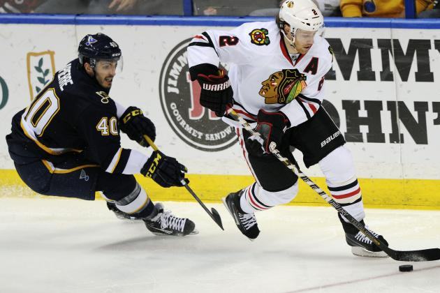 Breaking Down Duncan Keith's Chances to Win the 2013-14 Norris Trophy