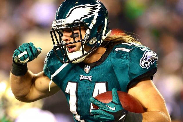 Riley Cooper and Philadelphia Eagles Agree on 5-Year Contract
