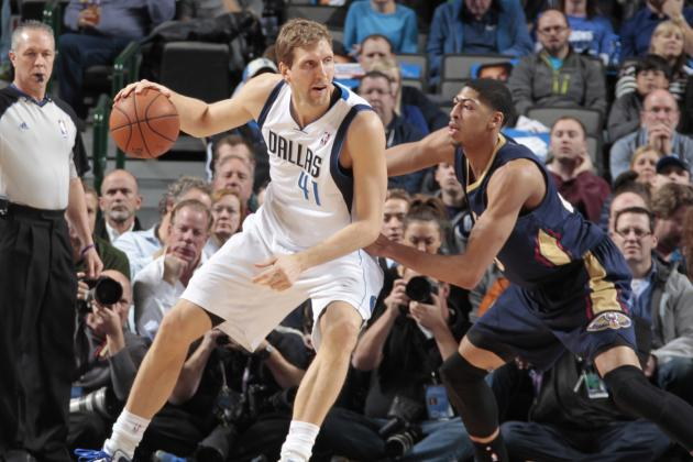 Mavs Rout Pelicans 108-89 at Home