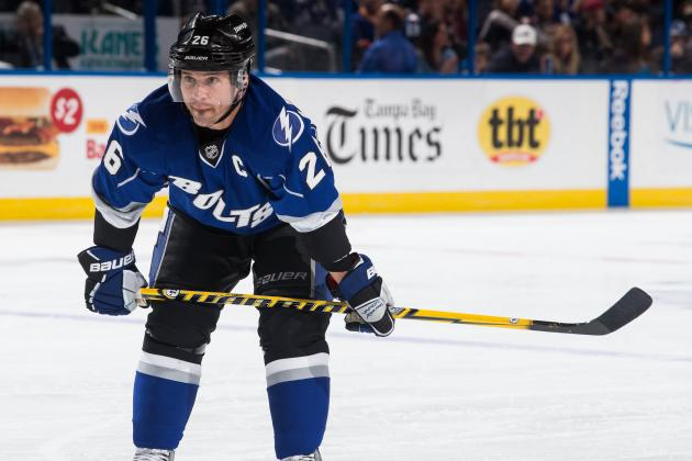 Will Martin St. Louis Be a New York Ranger Before the 2014 NHL Trade Deadline?