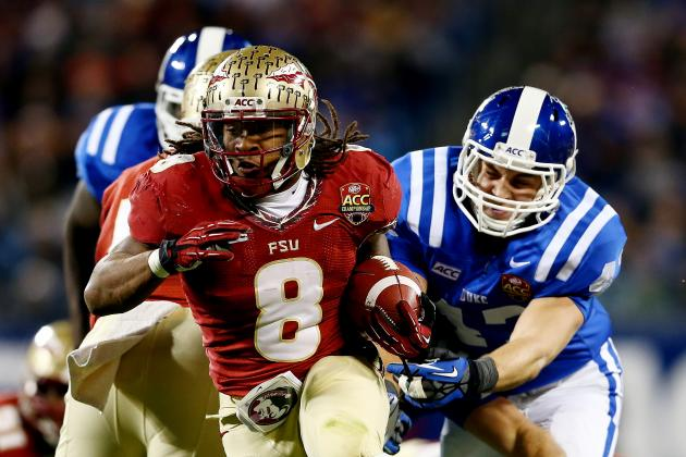 Devonta Freeman NFL Draft 2014: Highlights, Scouting Report for Falcons RB