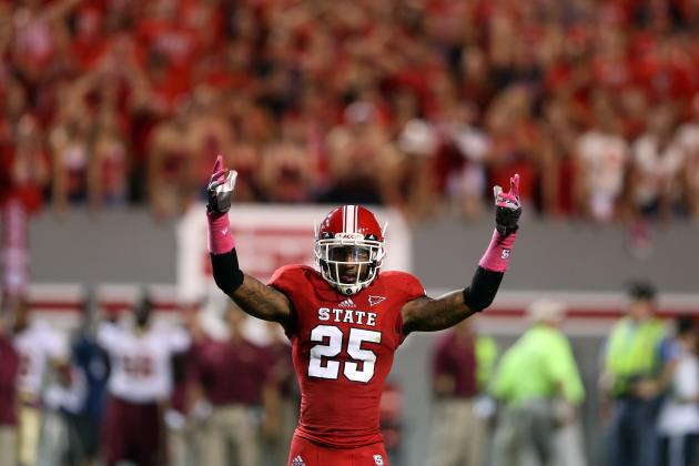 Dontae Johnson NFL Draft 2014: Highlights, Scouting Report for 49ers CB