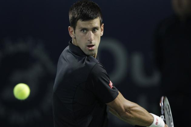 Reactions to Early Round Play in Dubai Duty Free Tennis Championships