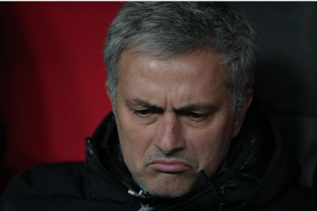Jose Mourinho Moans at Wasteful Chelsea After Galatasaray Fightback