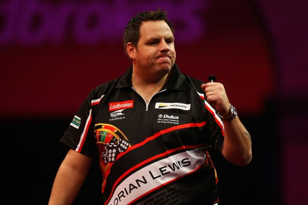 Premier League Darts 2014: Glasgow Date, Fixtures, Live Stream and Participants