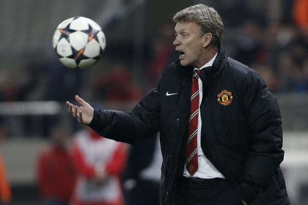 David Moyes Reportedly Losing Faith of Manchester United Board
