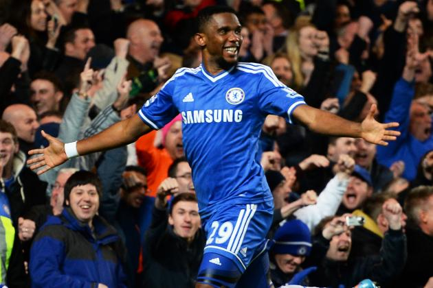 Chelsea Transfer News: Samuel Eto'o Fallout with Jose Mourinho Interests Inter