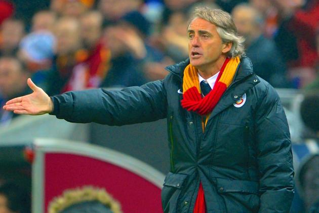 Galatasaray Players Let Down Mancini as Chelsea Exposed Poor Pressing Game