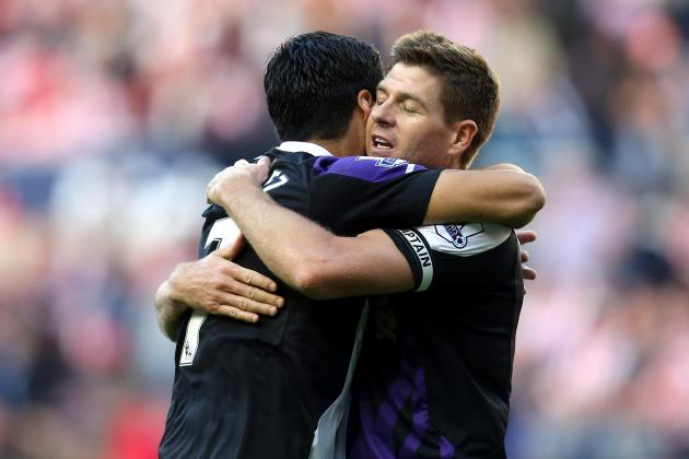 Luis Suarez Reveals Conversation with Steven Gerrard That Kept Him at Liverpool
