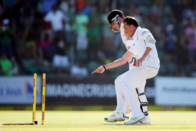 Dale Steyn: World Cricket's Bowler of the Month, February 2014