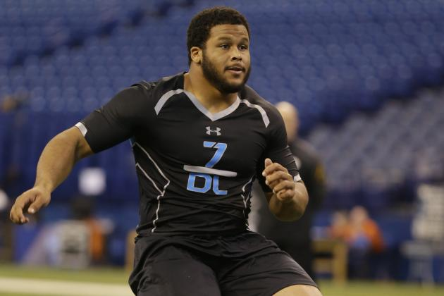 NFL Draft 2014: Prospects with Soaring Stock After Scouting Combine