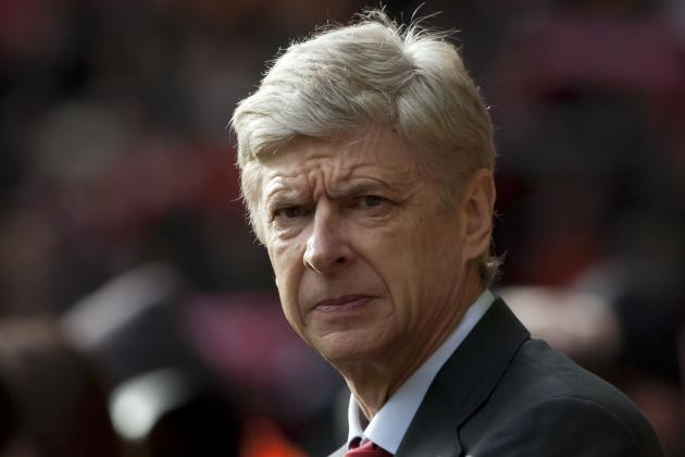 Arsene Wenger Joins Jose Mourinho in Claiming Liverpool Have Title Advantage