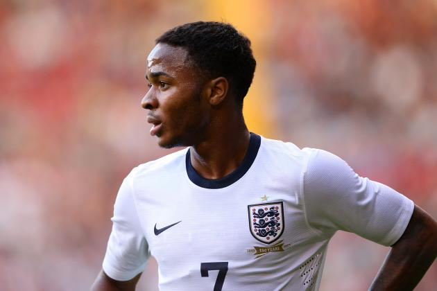 Hodgson's England Squad Gives Late World Cup Chance to Shaw & Sterling