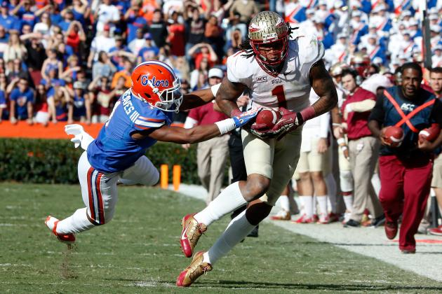 Florida, Florida State Extend Rivalry Series Through 2018 Season