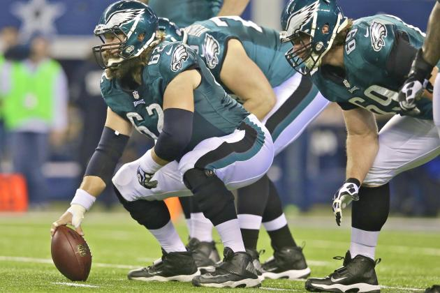 Jason Kelce Signs 6-Year, $40 Million Deal with Philadelphia Eagles