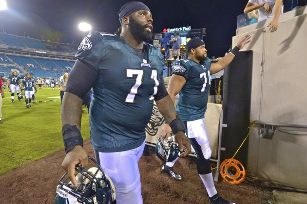 Philadelphia Eagles Once Again Thinking Ahead with Jason Peters Deal