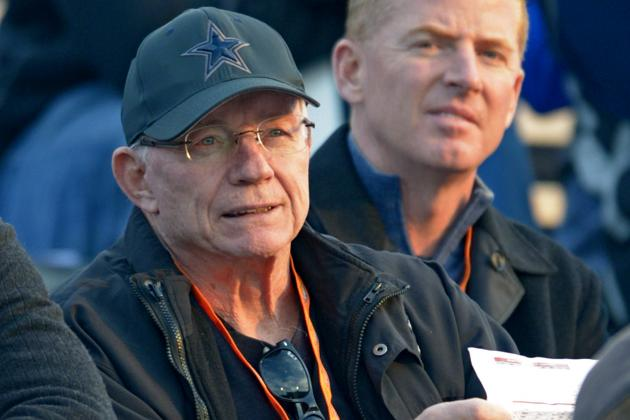 Jerry Jones' Five Worst Moments